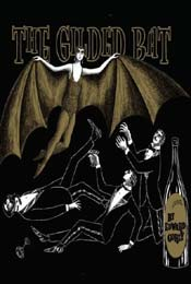 The Gilded Bat by Edward Gorey