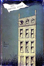 The Listing Attic by Edward Gorey