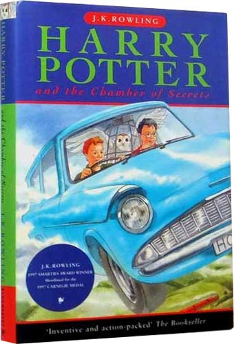 Book 2 Harry Potter