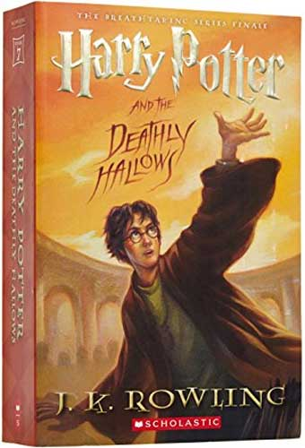 Book 7 Harry Potter