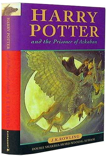 The First Harry Potter Book Cover ~ Collecting harry potter books