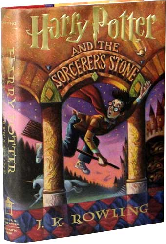 book report of harry potter Harry potter the title of the book: the title of the book is harry potter and the philosopher's stone the author of the book: the author of the book is.