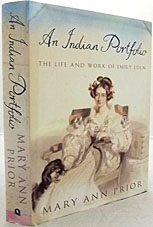 An Indian Portfolio by Mary Ann Prior