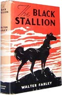 The Black Stallion series by Walter Farley