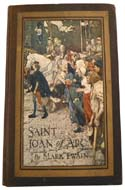 Saint Joan of Arc by Mark Twain