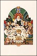 The luxury limited edition of The Szyk Haggadah