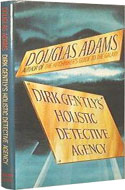 Dirk Gently�s Holistic Detective Agency by Douglas Adams