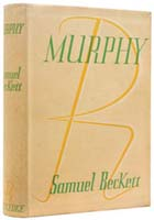 First edition, first impression of Murphy by Samuel Beckett
