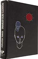 Robots and Empire by Isaac Asimov - limited edition