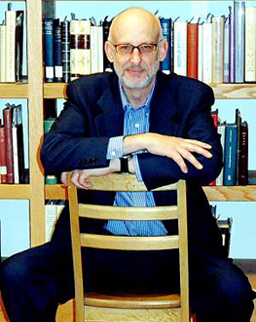 John H. Meier, curator of the finest collection of Governor General Award for Fiction winners in the world.
