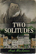 1945 - Two Solitudes