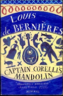 Captain Corelli�s Mandolin by Louis de Bernieres