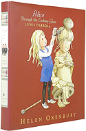 Through the Looking Glass by Lewis Carroll is the sequel to Alice's Adventures in Wonderland