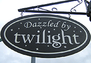 Dazzled by Twilight in Forks, WA
