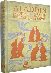 Aladdin by Arthur Ransome
