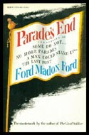 Parade�s End by Ford Madox Ford