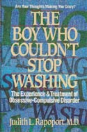 The Boy Who Couldn�t Stop Washing by Judith L. Rapoport