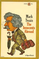 The Innocents Abroad or The New Pilgrims' Progress by Mark Twain