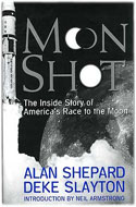 Alan Shepard, landed Feb 5-6, 1971 – Moon Shot