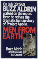 Buzz Aldrin, landed July 21, 1969 � Men From Earth signed