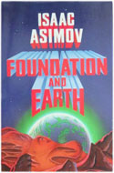Isaac Asimov – Foundation and Earth