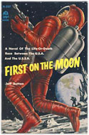 First on the Moon by Jeff Sutton