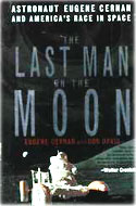 Eugene Cernan, landed Dec 11�14, 1972 � The Last Man on the Moon
