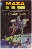 Maza of the Moon by Otis Adelbert Kline
