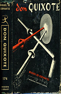 Don Quixote by Miguel de Cervantes