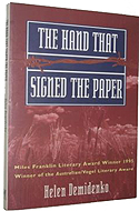 The Hand That Signed the Paper by Helen Demidenko