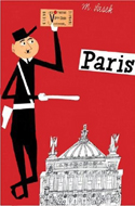 This is Paris by Miroslav Sasek