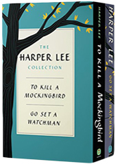 Dual Slipcased Edition of Go Set a Watchman and To Kill a Mockingbird
