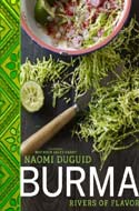 Burma: Rivers of Flavor by Naomi Duguid