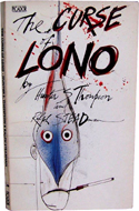 The Curse of Lono by Hunter S Thompson - $12,500