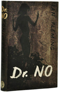 Dr. No by Ian Fleming - $14,500