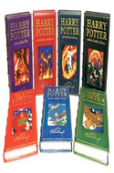 Set of Harry Potter Novels by J.K. Rowling - $16,219