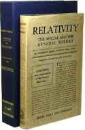 Relativity: The Special And General Theory by Albert Einstein � $12,500