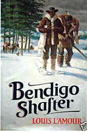 ISBN: 0553123548 Bendigo Shafter by Louis L'Amour
