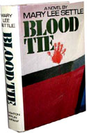 ISBN 0395254019 Blood Tie by Mary Lee Settle
