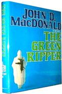 ISBN 0397013620 The Green Ripper by John D. MacDonald