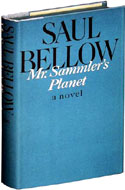 ISBN 0670333190 Mr. Sammler's Planet by Saul Bellow