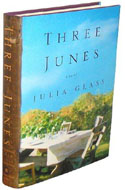 ISBN 0375421440 Three Junes by Julia Glass