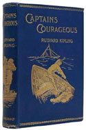 Captains Courageous: A Story of the Grand Banks by Rudyard Kipling