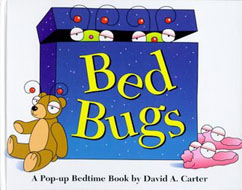 ISBN 0689818637  Bed Bugs: A Pop-Up Bedtime Book
