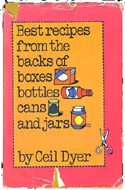 ISBN 0070185514 Best Recipes from the Backs of Boxes, Bottles, Cans and Jars