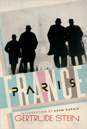 Paris, France by Gertrude Stein