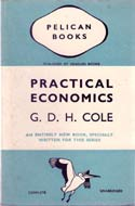Practical Economics (1937) by G.D.H. Cole