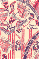 Don't Look Now by Daphne du Maurier, cover by Zandra Rhodes