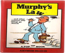 Murphy's Law Pop-up by Arthur Bloch