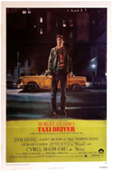 Taxi Driver Movie Poster (Martin Scorsese)